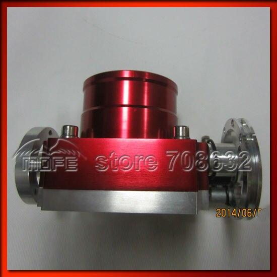 Vq37tps Универсальный 80 мм Дроссельной заслонки красный