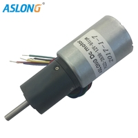 PG22 2838 12V DC Planetary Gear Brushless Motor With Brake CW/CCW FG Signal output