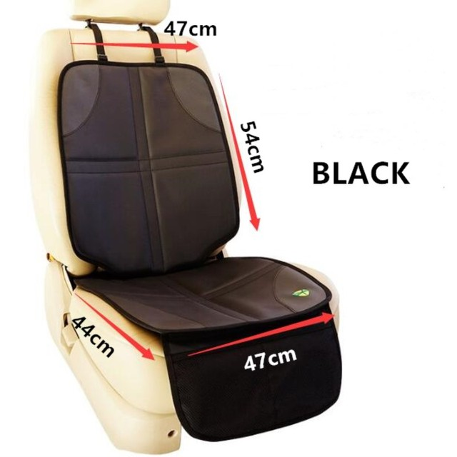 Universal Baby Safety Car Seat Mats Under Protector ISOFIX Thicker Linner Cover Protective Pad