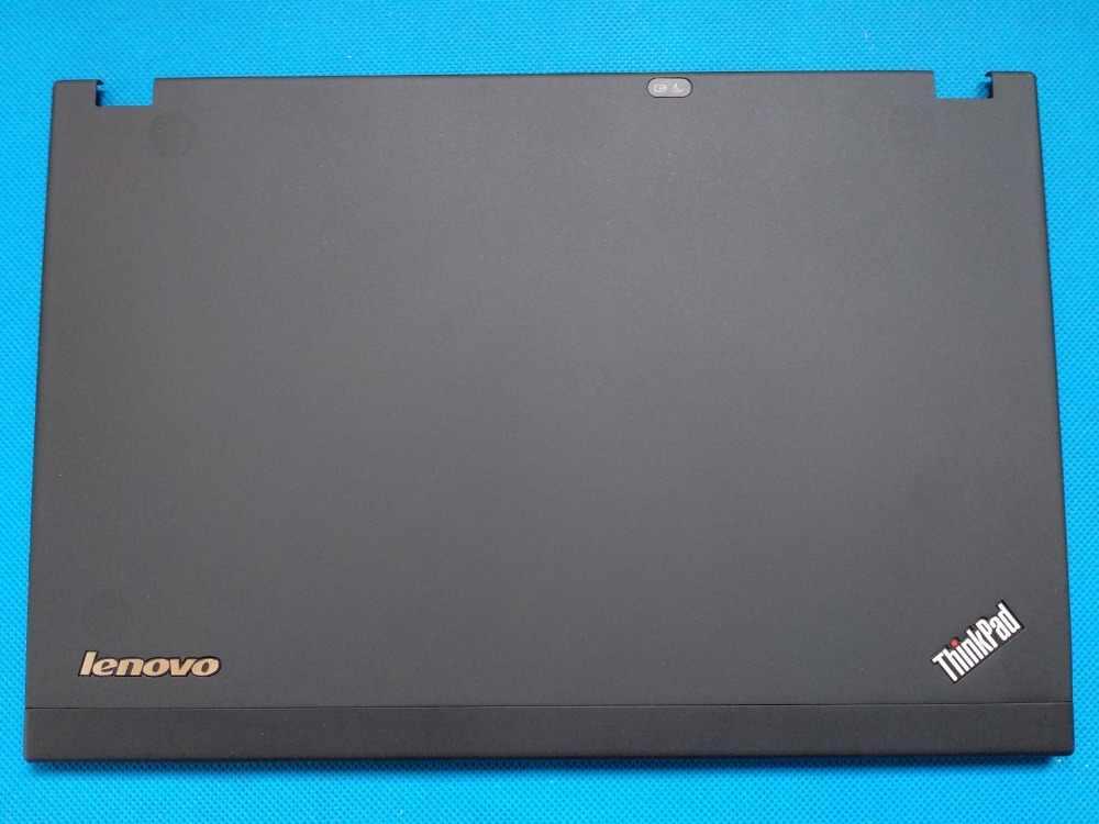 Новый оригинальный чехол для ЖК-панели для lenovo ThinkPad X220 X220i X230 X230i кожух для ЖК-экрана верхняя крышка задняя Совместимость FRU 04W6895 04W2185
