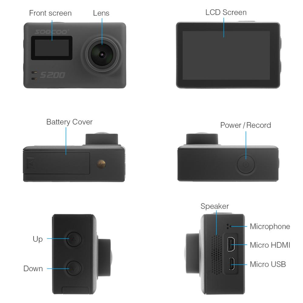 SOOCOO_S200_Sports_Action_Camera_Ultra_HD_4K_with_WiFi_Gryo_Voice_Control_External_Mic_GPS_2.45_Touch_LCD_Screen_21_
