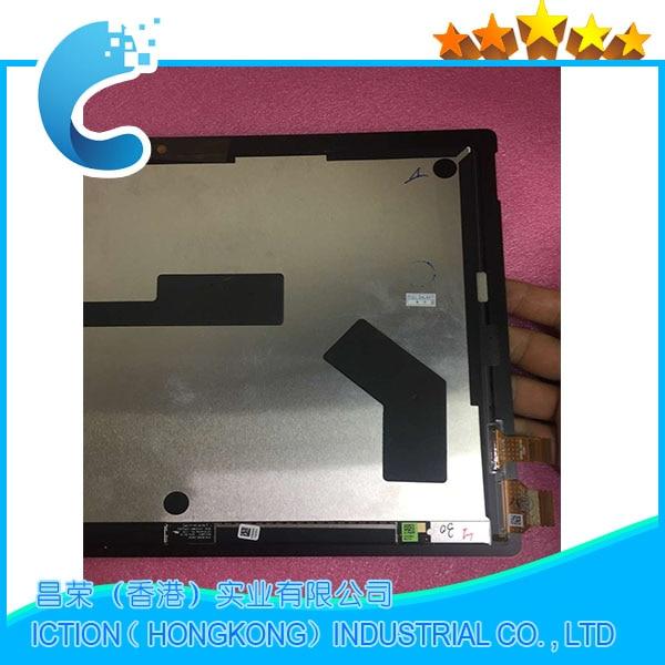 Original 1796 asamblea para Microsoft surface pro 5 modelo 1796 LP123WQ1 (SP) (A2) pantalla lcd pantalla táctil vidrio digitizer Asamblea - 3