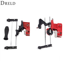 купить DRELD Universal Pro Lawn Mower Chainsaw Chain File Guide Sharpener Grinding Guide for Chainsaw Sharpener Garden Tools Parts дешево