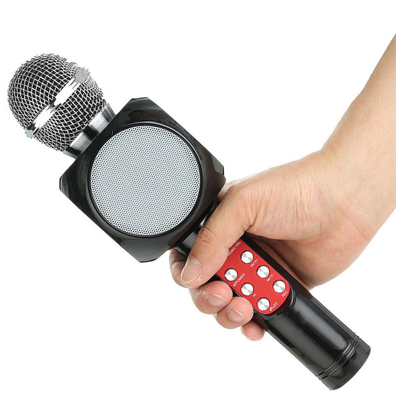 WS1816 Wireless Bluetooth KTV Karaoke Microphone