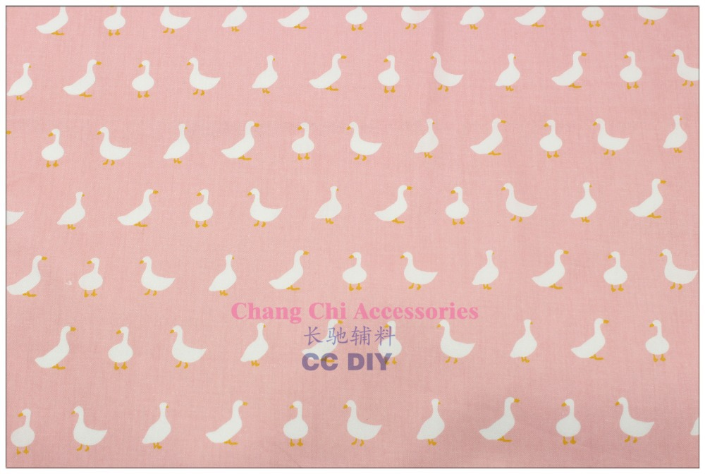 15071417,free shipping <font><b>50</b></font> cm * <font><b>150</b></font> cm cartoon duckling series cotton fabric, DIY handmade home textiles. patchwork fabric. image