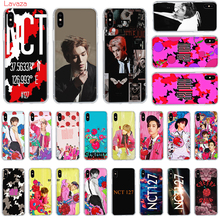 Lavaza NCT 127 Kpop Boy Hard Phone Case for Apple iPhone 6 6s 7 8 Plus X 5 5S SE XS Max XR Cover