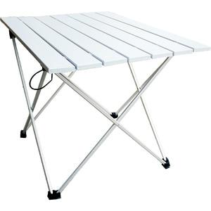 Image 5 - 알루미늄 합금 캠핑 가구 정원 접이식 테이블 캠핑 테이블