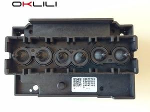 Image 3 - Nowy F180000 głowicy drukującej głowica drukująca Epson R280 R285 R290 R330 R295 RX610 RX690 PX650 PX610 P50 P60 T50 T60 T59 TX650 L800 L801