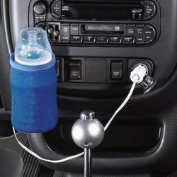 Venda quente Rapidamente Aquecedor Portátil Alimentos Leite Viagens Cup Warmer DC 12 v no Carro Do Bebê Garrafa Aquecedores Mais Quentes