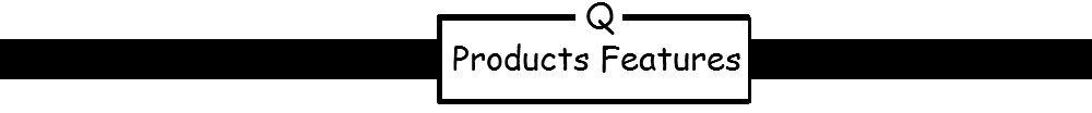 Products feature