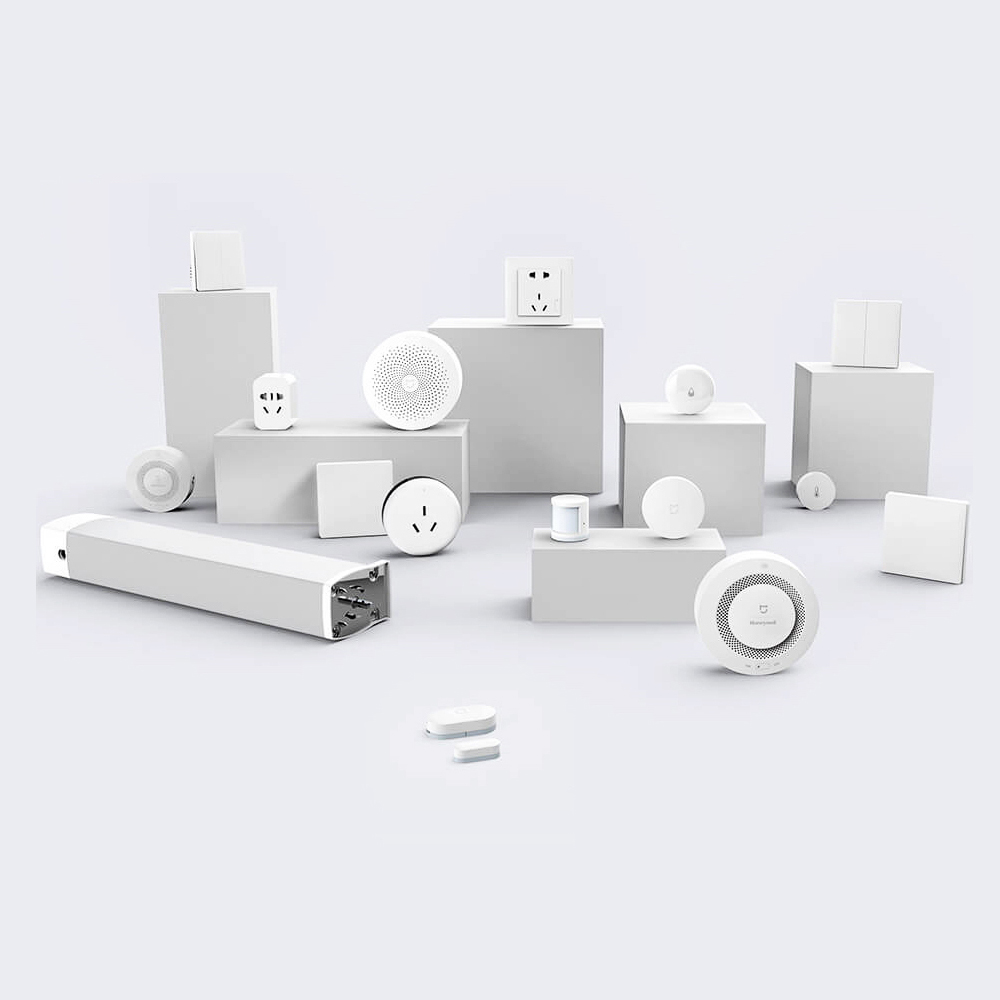2018 Original Xiao mi Smart-Home-Kits Gateway Tür Fenster Sensor Menschlichen Körper Sensor Drahtlose Schalter Hu mi dity Zigbee buchse mi APP