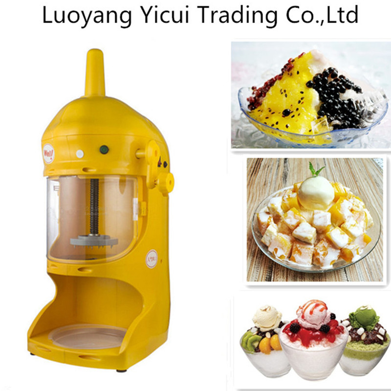 Summer Hot Selling Product Commercial Ice Crusher Machine