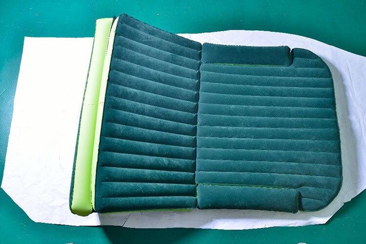 DHL Бесплатная Доставка! Надувной матрас для внедорожника, для путешествий, кемпинга, заднего сиденья автомобиля, матрас для сна с воздушным ... - 4