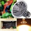 Отличное Качество E27 50 Вт/100 Вт Pet Рептилия Галогенные Тепло Свет Лампы Для Рептилий Pet Теплый Белый 220В