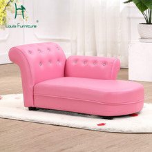 Exceptionnel Louis Fashion Childrenu0027s Sofa Lovely Pink Baby Princess Mini Royal Modern  Simple(China)
