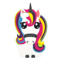 Soft Case For Huawei Y5 2018 Case Unicorn Cover Cartoon Horse Silicone Phone Back Protetive Coque For Huawei Y5 Prime 2018 5.45
