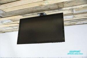 Image 4 - Katlanabilir araba tavan 14 37 inç ekran LED LCD monitör tutucu TV askısı askısı duvara monte raf dolabı montaj TV tutucu