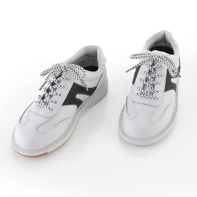 Men Bowling Shoes Soft Footwear Classic Platform Sneakers Women Wearable Comfortable Shoes AA10088