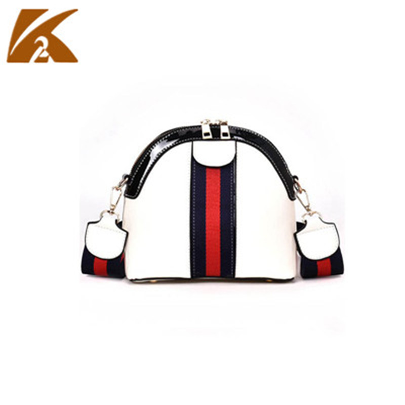 2018 Korea Fashion Small Crossbody Bags for Women Wide Strap Shell Shoulder Bag Messenger Bags Sac a Main Bolsa Feminina White