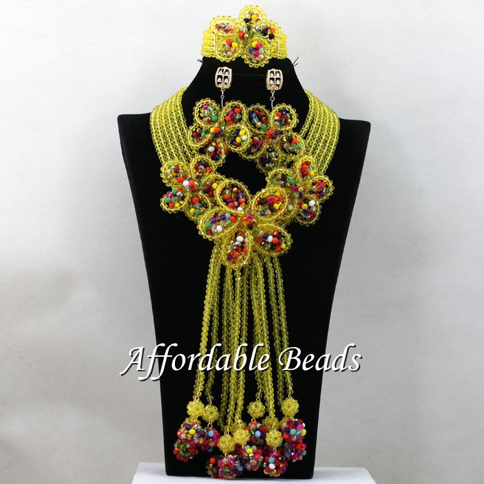 Best Selling Nigerian Wedding Bridal Jewelry Set Latest Chunky Costume Jewelry Necklace Sets Unique Design Gift Wholesale HEB028Best Selling Nigerian Wedding Bridal Jewelry Set Latest Chunky Costume Jewelry Necklace Sets Unique Design Gift Wholesale HEB028