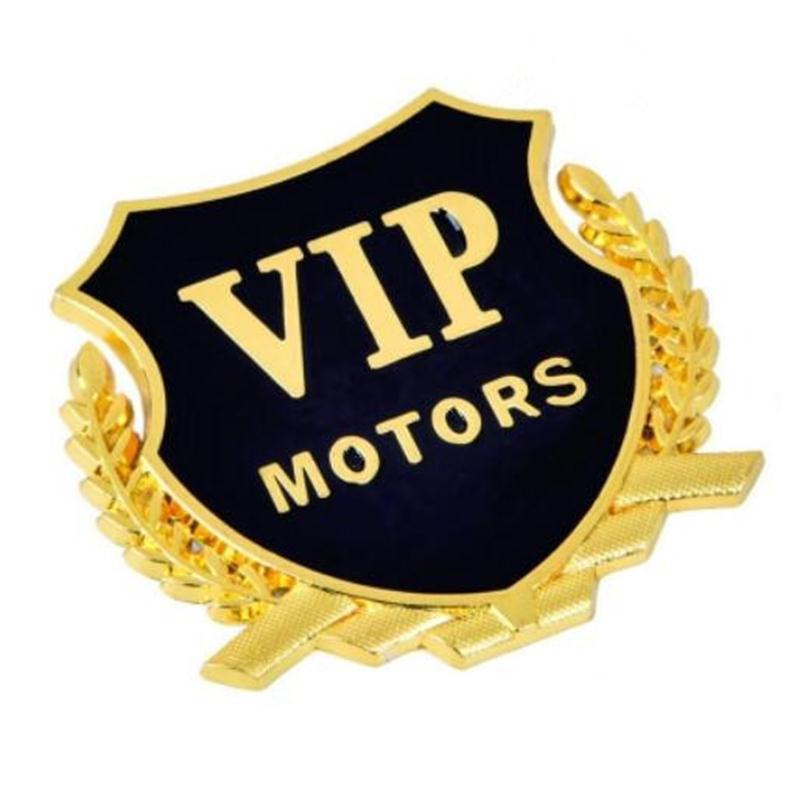 2pcs Car Sticker MOTORS Emblem Badge VIP Decal For <font><b>Volvo</b></font> S40 S60 S70 S80 S90 V40 <font><b>V50</b></font> V60 V90 XC60 XC70 XC90 Car <font><b>Styling</b></font> image