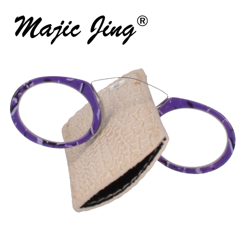 Magic Jing  PURPLE COLOR  full rim MINI reading glasses +100~+400 - Apparel Accessories - Photo 2