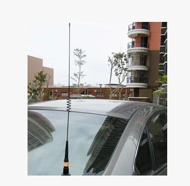 Uhfcar antena de radio para móviles transiver 460 MHz radio móvil whip antenna 3.5 dBi