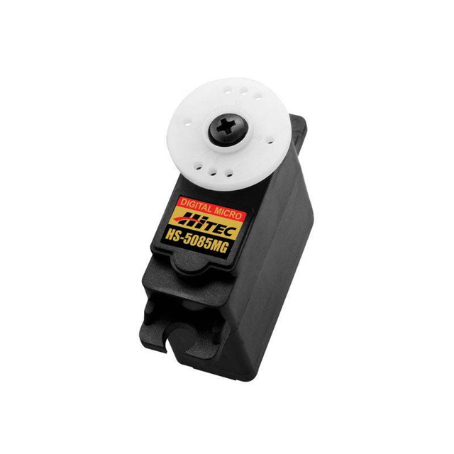 US $42 92 7% OFF Original Hitec HS 5085MG Premium Metal Gear Micro Servo  4 3KG/21g for RC aircraft boat car truck-in Parts & Accessories from Toys &