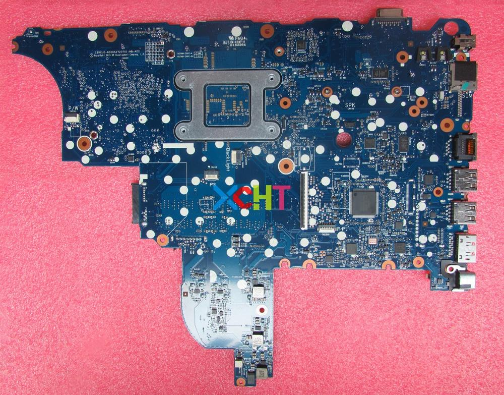 Image 2 - XCHT for HP ProBook 640 650 G2 Series 840717 001 840717 601 6050A2723701 MB A02 UMA i5 6300U Laptop Motherboard Mainboard Tested-in Laptop Motherboard from Computer & Office