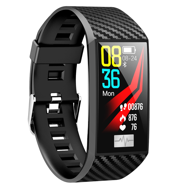 696 DT58 thin smart bracelet women Band Heart Rate Color Screen Wristband watches Waterproof Activity Fitness tracker smartwatch