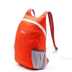 18L Ultraleicht Faltbare Fitness Sport Gym Taschen Wasserdicht Radfahren Rucksack Männer Frauen Outdoor Camping Wandern Reise Klettern Taschen