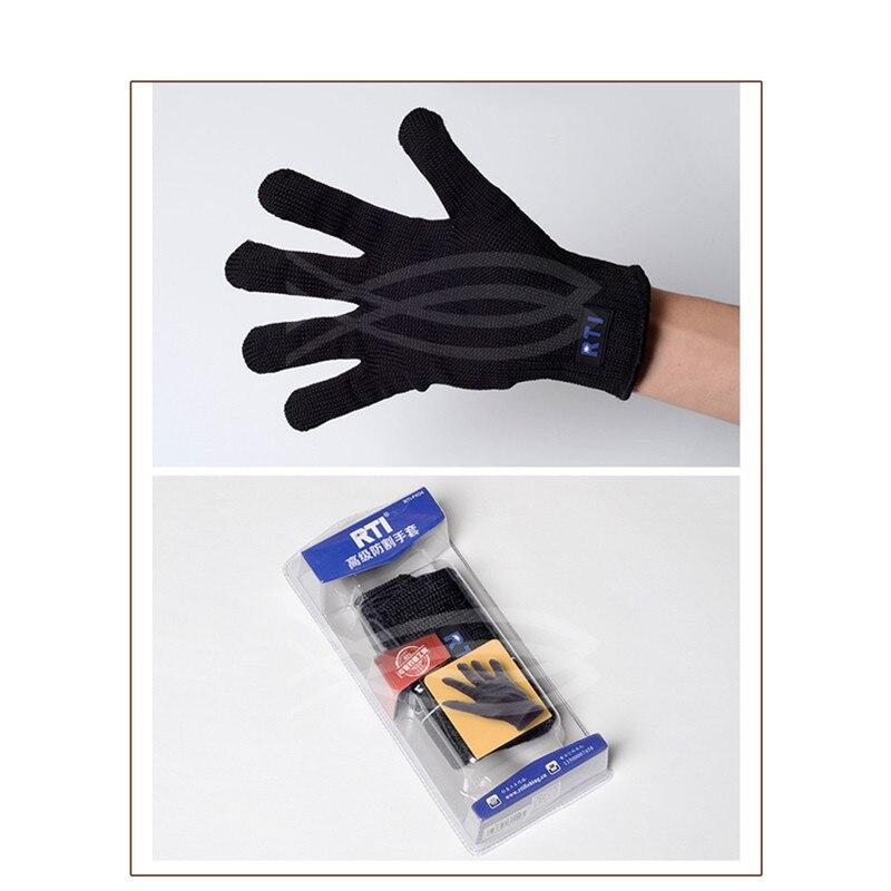 RTI պաշտպանիչ ձեռնոցներ Չժանգոտվող - Ձկնորսություն - Լուսանկար 3