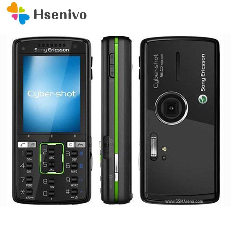 K850i 100% Original Unlokced Sony Ericsson K850 Mobile Phone 3G Bluetooth 5.0MP Camera FM Unlocked Cell Phone Free Shipping