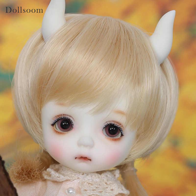 Feliz choo chika bjd sd boneca 1/8 modelo de corpo do bebê meninas meninos brinquedos de alta qualidade para o aniversário natal melhores presentes oueneifs luodoll