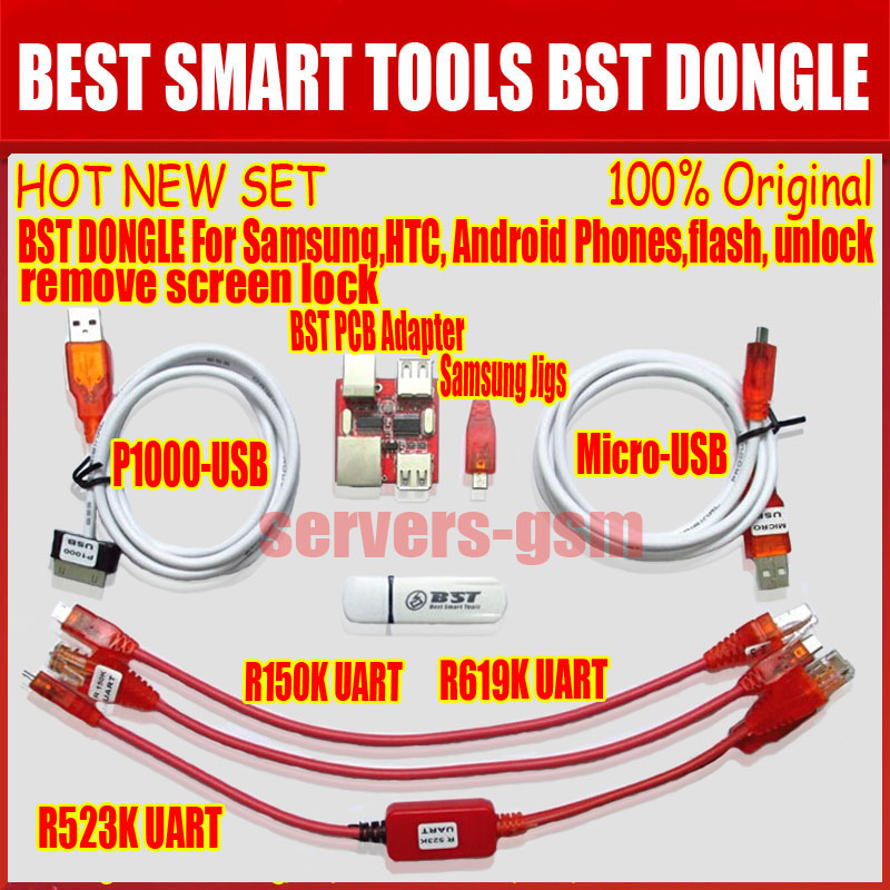 US $53 0  Best Smart Tools (BST) for Samsung Htc Android phones Flash,  Unlock, Remove Screen Lock, Repair IMEI, NVM/EFS, Root S5 note4-in Telecom