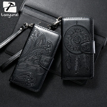 Taoyunxi из искусственной кожи Телефонные Чехлы для Apple iPhone 7 Plus iPhone7 плюс iPhone 7 Pro чехол бумажник Сумки Корпус Корпуса