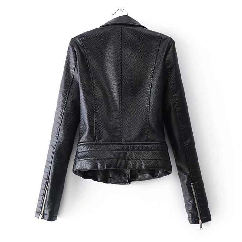 357b212d8 Detail Feedback Questions about Fitaylor Faux Leather Jacket Women ...