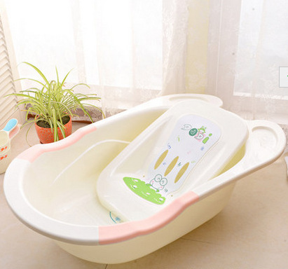 Baby Tubs Bath & Shower Products Baby Care Mother & Kids large size baby tub enviroment PP CE certification 86.1*50.4*22.8CM