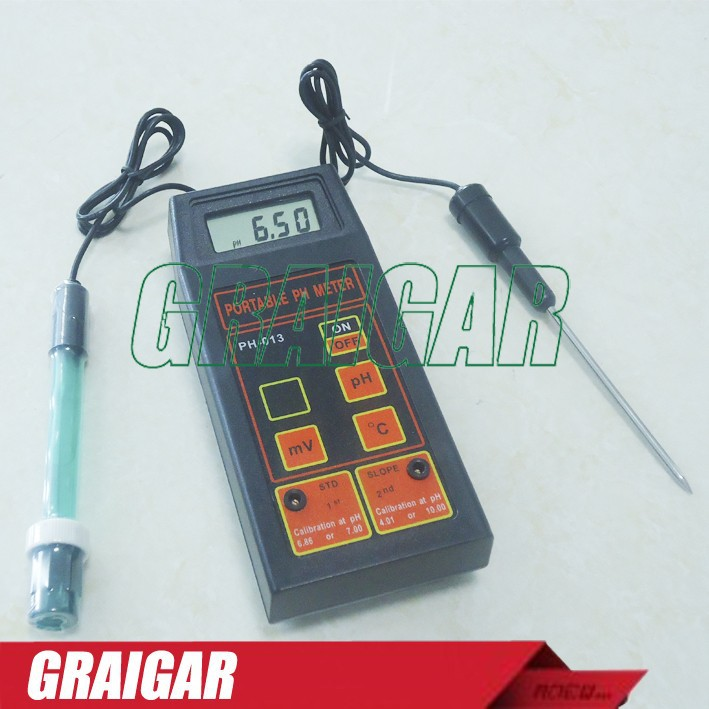 PH-013 portable PH meter PH tester for education and for measurements in the fieldPH-013 portable PH meter PH tester for education and for measurements in the field
