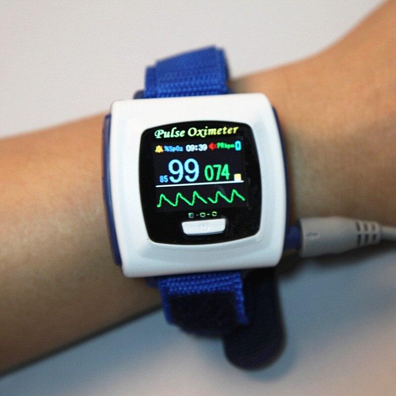 50F Wrist Pulse Oximeter -50