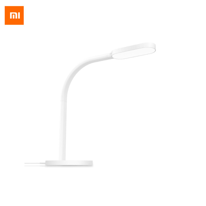 Original Xiaomi Yeelight Led Desk Lamp Dimmable Folding Table Lights Touch Adjust Flexible Lamps 3W Energy Saving metal folding reading lamps modern desk lamps bedside lights eyes protection led energy saving flexible table lamp adjustable