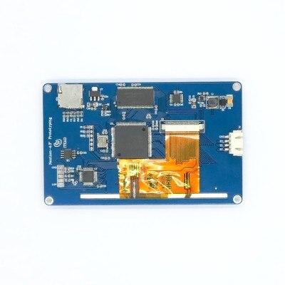 """Image 3 - 4.3 """"Nextion HMI Intelligent Intelligent USART UART série tactile TFT LCD Module panneau daffichage pour Raspberry Pi 2 A + B + uno r3 mega2560-in Modules daffichage à cristaux liquides from Composants électroniques et fournitures on AliExpress"""