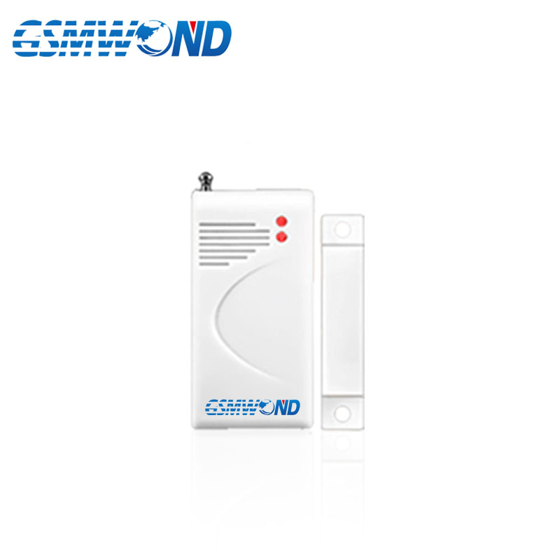 433MHz Wireless Door Window Open Detector Door Open Sensor For Home Burglar Alarm System For Wifi GSM Alarm System