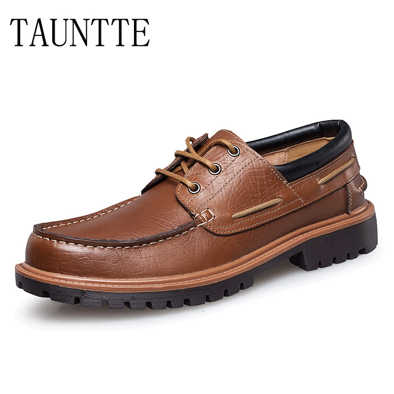 Fashion Men Boat Shoes Genuine Leather Casual Shoes Breathable Male Anti-odor Casual Shoes fashion men boat shoes genuine leather casual shoes breathable male anti odor casual shoes