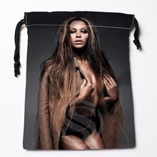 TF 4 New Beyonce 3 Custom Printed receive bag Bag Compression Type drawstring bags size 18X22cm