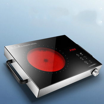 Hot Plates Electric ceramic furnace household light - wave type  barbecue stir-fry  electric hot pot