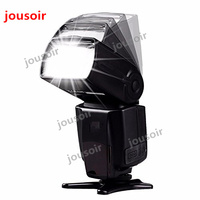 VILTROX JY 680A Universal LCD Flash Speedlight for C N P O Cameras,with Free Bounce Diffuser JY680A CD50