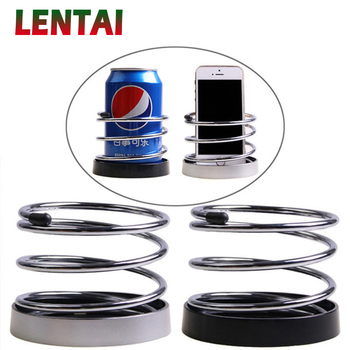 LENTAI For BMW e46 e39 e90 e60 e36 f30 f10 e30 x5 Toyota corolla 2008 yaris Infiniti Lifan 1PC Car Drink Cup Holder Phone Holder image