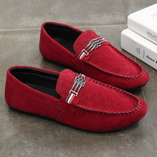 Shoes Men Loafers 2018 Fashion men casual flat shoes spring autumn soft moccasins Slip On male breathable Gommino driving shoes цена