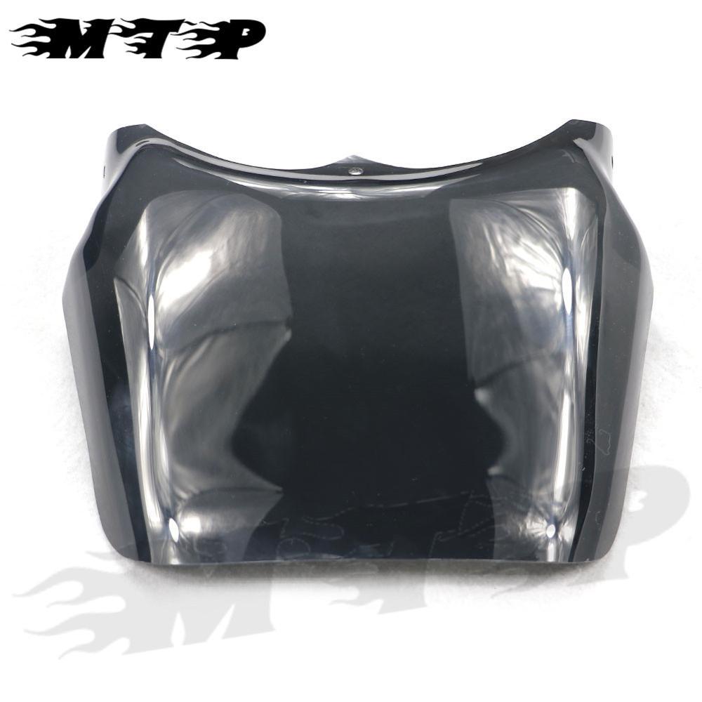 Motorcycle Windshield Windscreen Front Glass Airflow